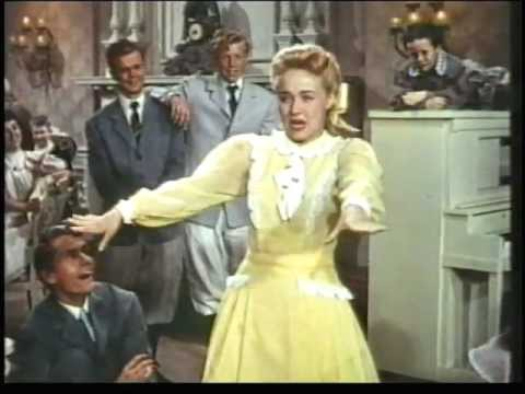 'The Oceana Roll' sung by JANE POWELL