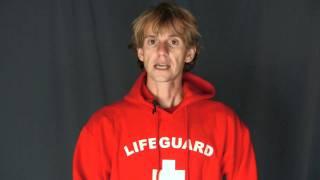 Tall Lifeguard Chair - Lifeguard Tower - 66 Inch