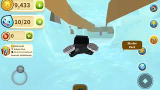 Useless hack with water I in ROBLOX slime simulator