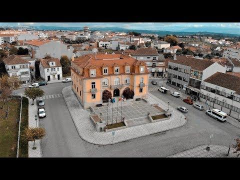 Vila de Nelas - Portugal - Drone 4k