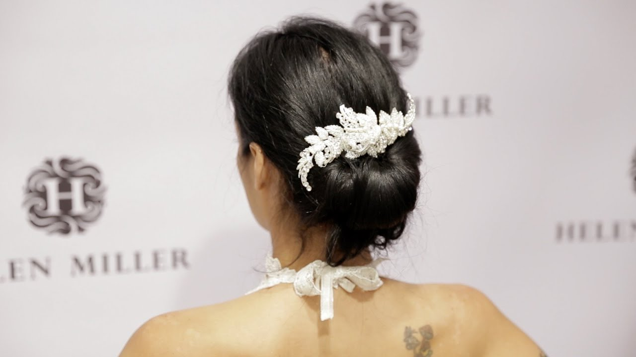 types of bridal hair accessories - youtube