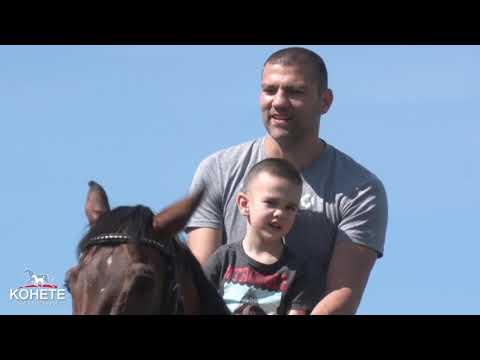 Конете на България: Кой е треньорът по конен спорт на Тервел Пулев? , автор: Екатерина Дончева