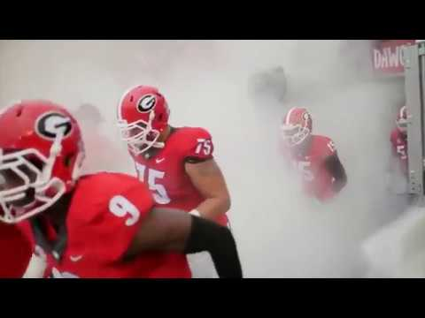 UGA Football 2018 CFB Playoff Hype Video