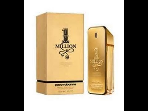 Paco Rabanne 1 Million Absolutely Gold Pure Perfume 2012 Fragrance
