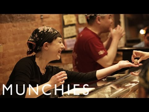 The Sushi Chef: Oona Tempest and Toshio Oguma