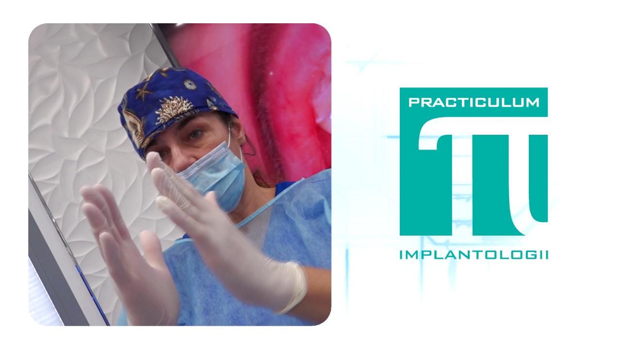Practiculum Implantologii Sezon VIII A Sesja 6 zabieg 4