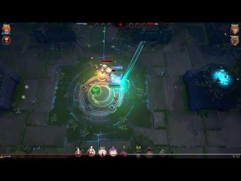 Battlerite - 1v2 Sustain and EX Abilities