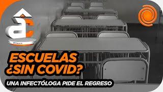Coronavirus: afirman que el regreso de las clases no aumentará contagios
