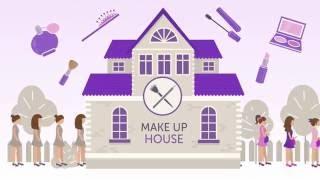 💋 Уроки макияжа в школе визажа MAKE UP HOUSE | Станьте профессиональным визажистом!