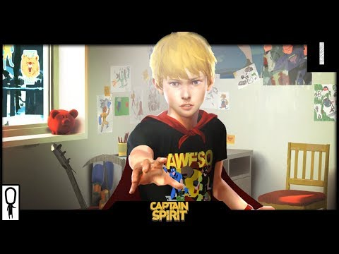 CAPTAIN SPIRIT - Part 1 - The Awesome Adventures of Captain Spirit Let's Play Walkthrough Gameplay