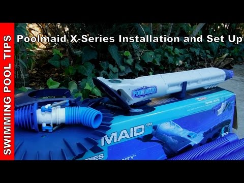 Poolmaid X-Series Automatic