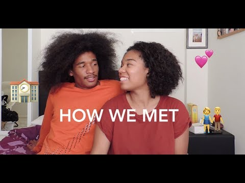 STORY TIME | HOW WE MET + GOT BACK TOGETHER AFTER 2 YEARS