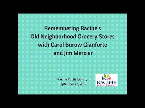 2015.09.22 Racine Grocery Stores