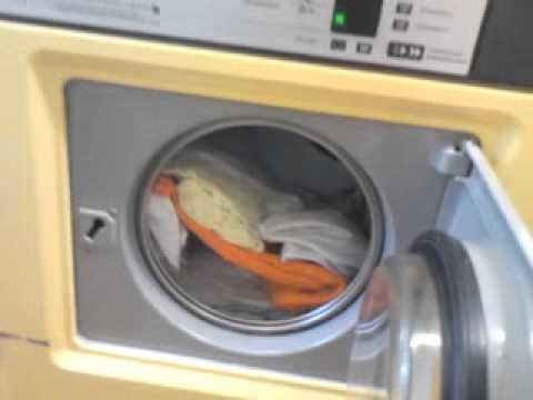 Laundry Room in Basement Sweden