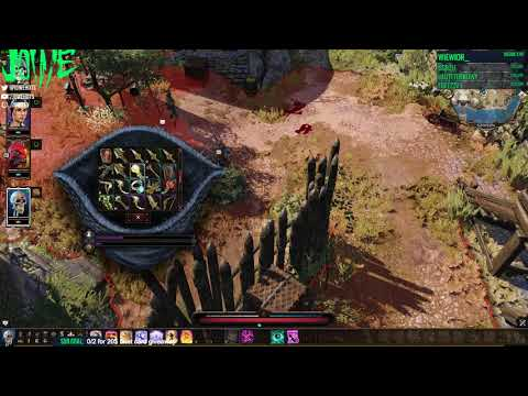 Divinity: Original Sin 2 - Backpack Stealing Trick (PATCHED