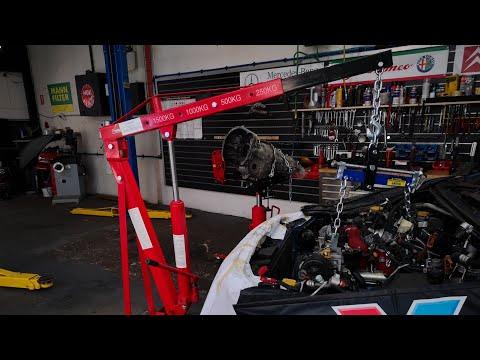 2018 WRX STi cracked ringlands smoking misfire engine light rebuild forged pistons
