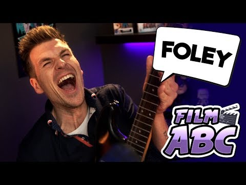So verrückt entstehen Filmsounds - Foley | David Hains Film ABC