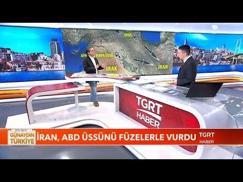 Gökhan Kayış Ile Günaydın Türkiye - 8 Ocak 2020