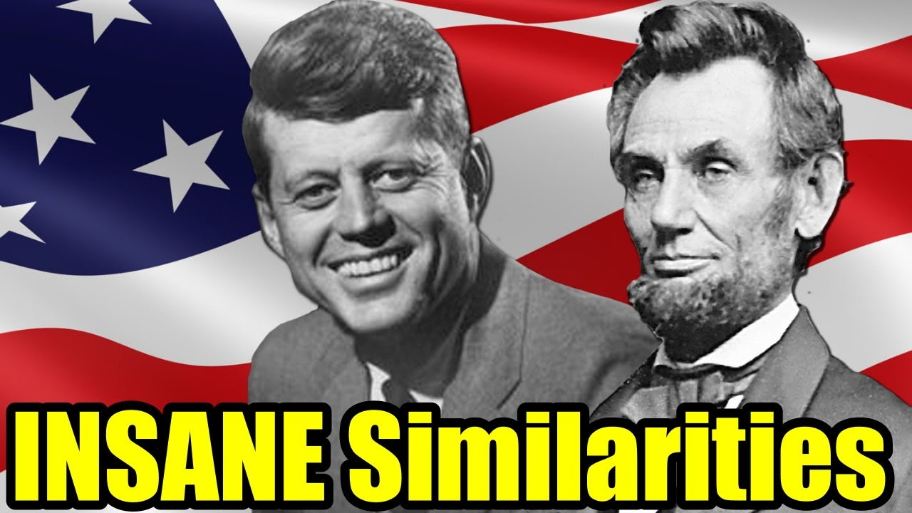 the interesting similarities between john f kennedy and abraham lincoln 13 weird coincidences between abraham lincoln and john f kennedy weird president unusual interesting history fact facts abraham lincoln stories presidents did you know john f kennedy some people believe that there are no coincidences, what sad lives must they live.