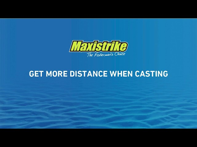Get More Distance When Casting