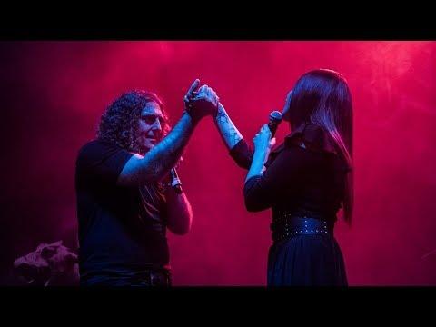 Rhapsody Reunion ft. Anna Fiori - SYMPHONY OF ENCHANTED LANDS (CDMX / Guadalajara 2017)