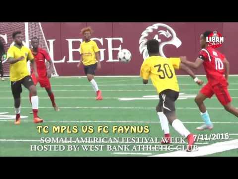 GAME TC MPLS VS FC FAYNUS 7 11 2016