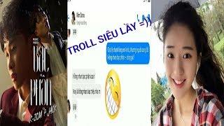Khi Bạn Troll Nhầm Đứa Bạn Quá Lầy - BẠC PHẬN | K-ICM ft. JACK