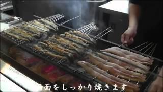 名古屋名物ひつまぶしを滋賀県近江八幡市で。 本場仕込みの秘伝のタレと...