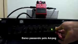 Review Ampeg B2-RE - Samuel Chacon