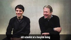 Roger Allam and Colin Morgan share the plot of A Number