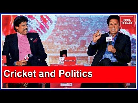 Rajdeep's Rare Interview With All-Rounders Imran Khan, Kapil Dev On Cricket & Politics