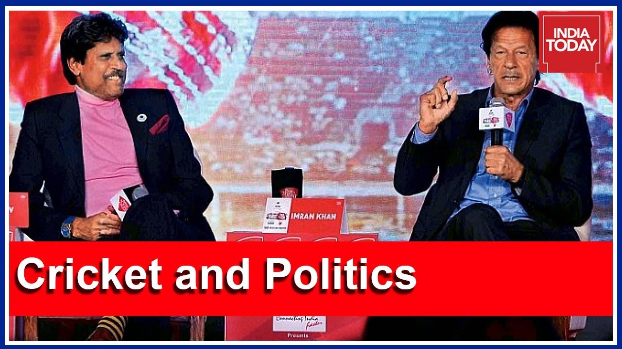 Rajdeep's Rare Interview With All-Rounders Imran Khan, Kapil Dev On Cricket & Politics
