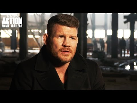 The martial art star Michael Bisping talks xXx The Return of Xander Cage - Action Movie
