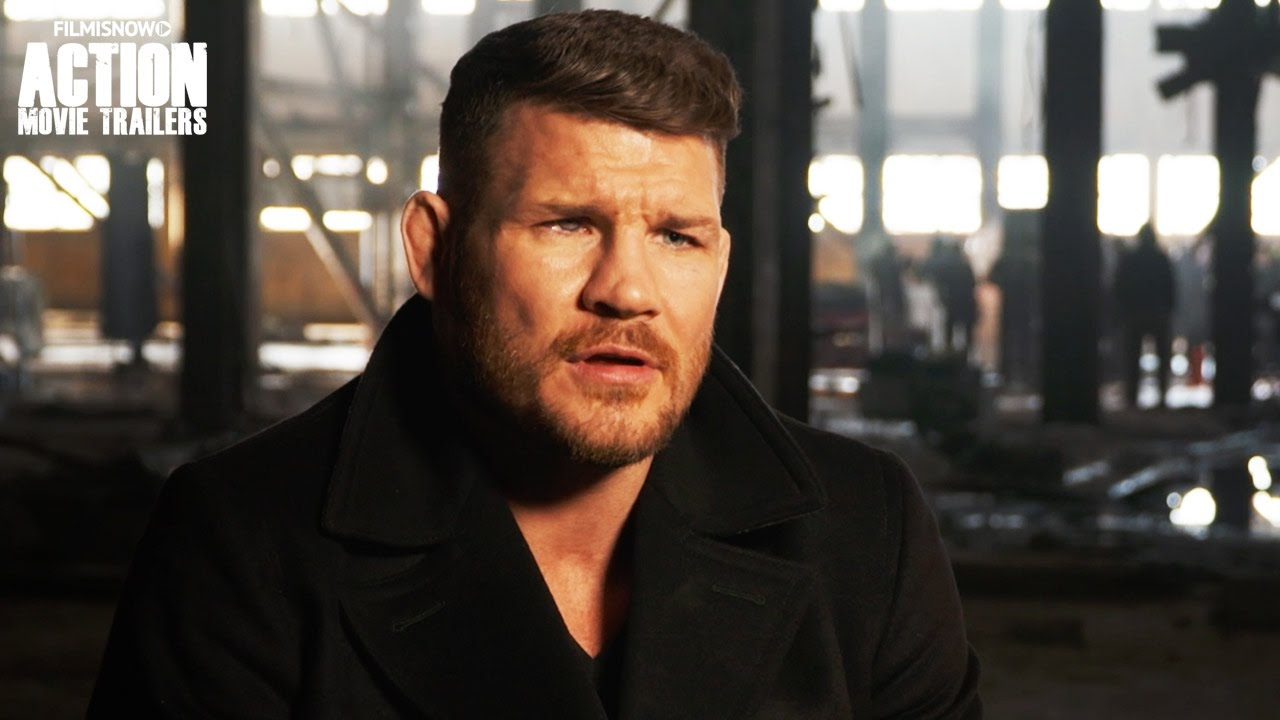 The martial art star Michael Bisping talks xXx The Return of