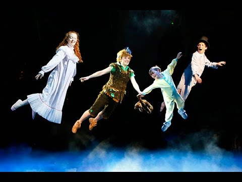 PETER PAN (2018 Highlight Reel) - North Shore Music Theatre