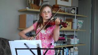 Trinity Guildhall violin grade 1 fiddler