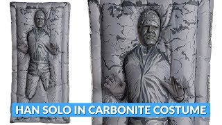 Han Solo In Carbonite Halloween Costume