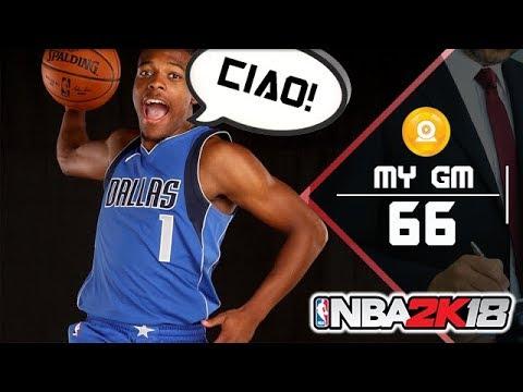 [MyGM]: GOOD BYE DENNIS SMITH JR - NBA 2K18 [066] - Lets Play | Maxx | Deutsch