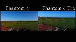 PHANTOM 4 VS PHANTOM 4 PRO & PHANTOM 4 ADVANCED