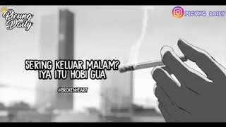Story wa penikmat rokok