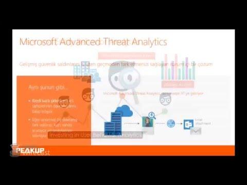 Siber Saldırılara Karşı Gelişmiş Güvenlik Önlemleri: Advanced Threat Analytics ve Active Directory