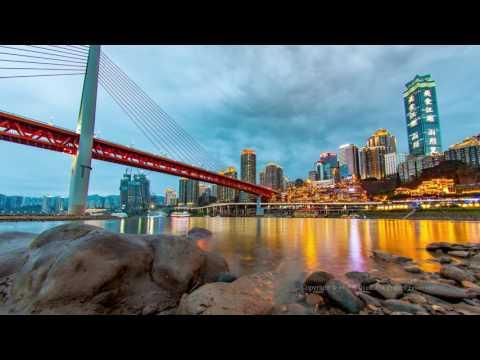 The Mountain City-China Chongqing