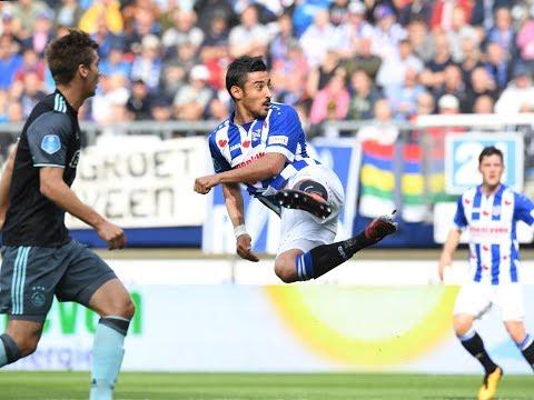Eredivisie speelronde 7: sc Heerenveen - Ajax