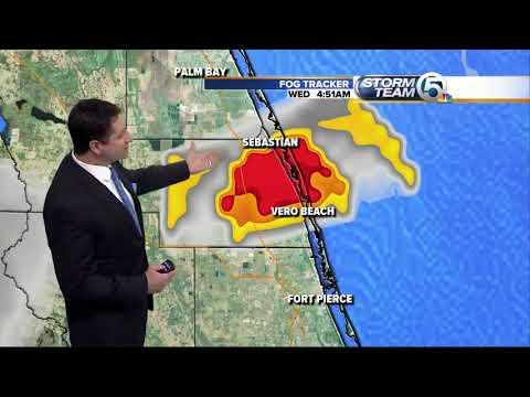 South Florida Wednesday morning forecast (5/23/18)