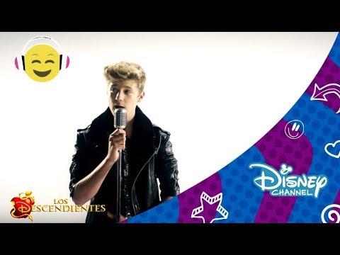 Disney Channel España | Los Descendientes - Videoclip Calum: 'Si Al Menos'
