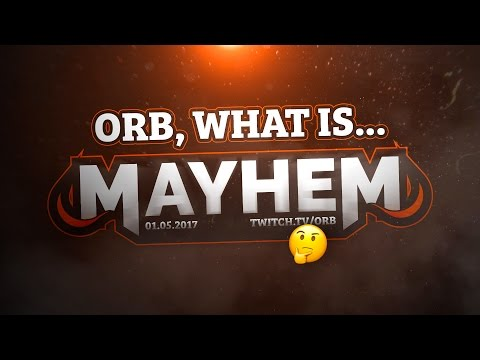 MAYHEM: Presented by Orb | The Hunt for Incredible