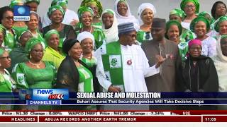 Nigerian Women Ask Buhari To Stop Rising Cases Of Sexual Abuse In Nigeria