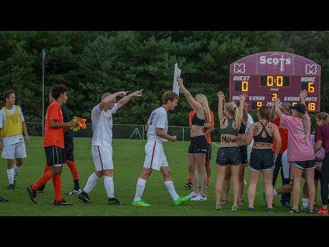 Soccer: Maryville College men host Pfeifer