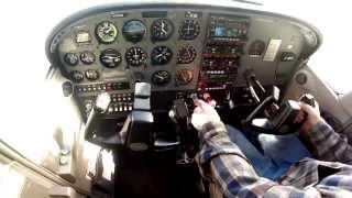 Takeoffs and Landings: Crosswind Landings
