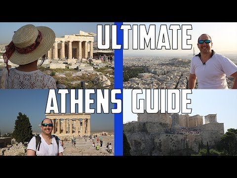 The Ultimate Athens City Guide